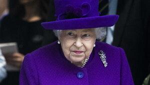 """""""To wcale nie bolało"""". Królowa Elżbieta II zachęca do szczepień"""