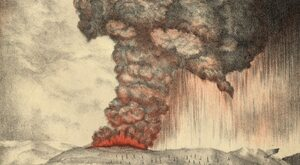 Niemal zgładziły homo sapiens. Superwulkany wciąż zagrażają ludzkości
