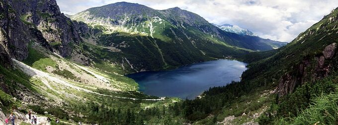 Morskie Oko, Tatry