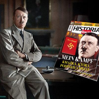 """""""Mein Kampf"""". Książka, która podpaliła świat"""