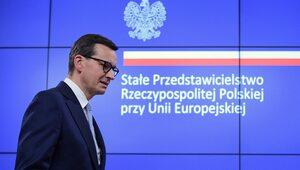 Tusk: Morawiecki popełnił ewidentny błąd dyplomatyczny