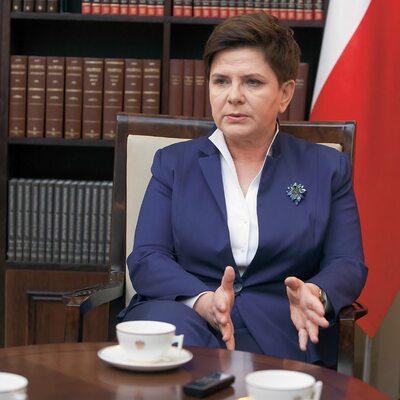 Szydło o fake newsach w PE dot. Polski: Stop tym absurdom