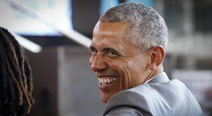 Krótkie nogi Baracka Obamy