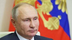 """""""Nie traćcie czujności"""". Putin apeluje do obywateli"""