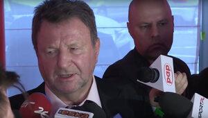 Zamieszanie podczas wyborów na szefa PZPN. Wojciechowski opuścił salę