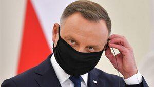 Andrzej Duda interweniuje ws. kryzysu na granicy z Białorusią