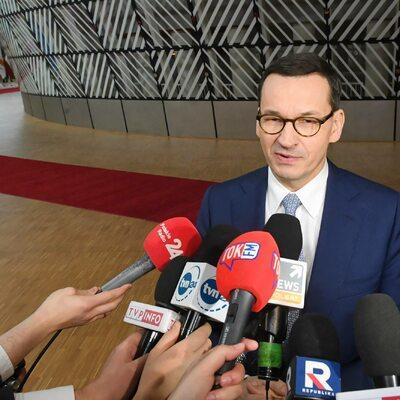 UE zgodziła się na wyjątek względem Polski. Morawiecki: Polska będzie w...