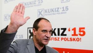 Kukiz zdradził jak zagłosuje ws. Funduszu Odbudowy