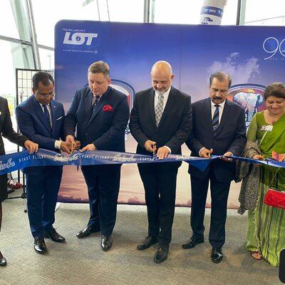 LOT otwiera nowe połączenie do Azji. Samolot do Sri Lanki wystartował