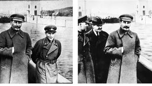 Wielka czystka. Jak zniknął Jeżow, czyli propaganda sowiecka bez photoshopa