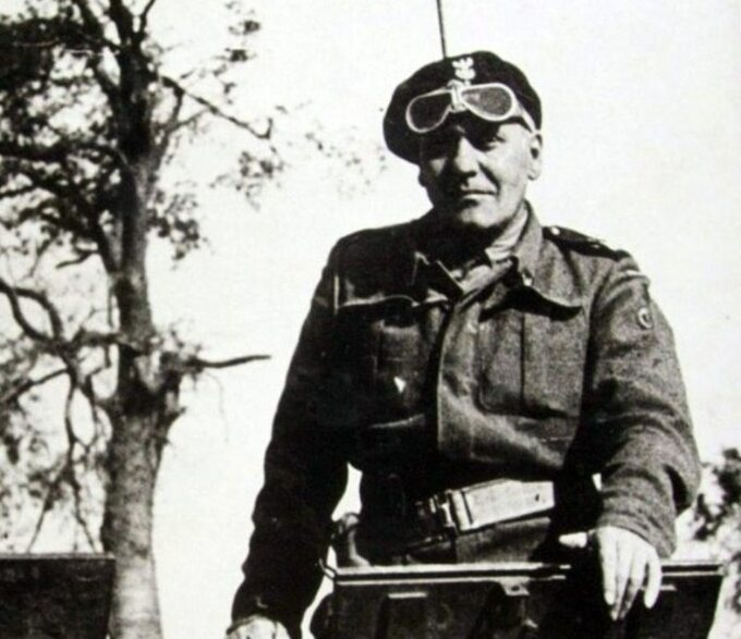 Generał Stanisław Maczek, 1944 rok