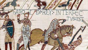 Jak bękart wikingów opanował Anglię. Bitwa pod Hastings i jej skutki