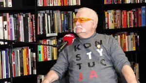 Wałęsa: Zrobię wszystko, by Tuskowi się udało