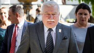 Wałęsa: Zamiast rozmawiać z Rosją, to się jeżymy jeden na drugiego