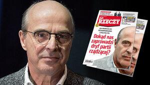 """""""Do Rzeczy"""" nr 24: Jan Pospieszalski bezkompromisowo opolityce PiS:..."""