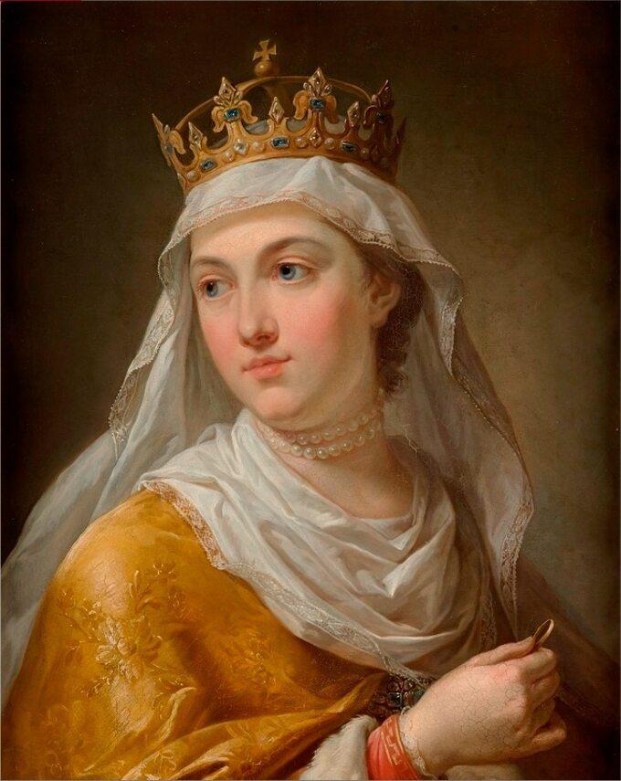 Marcello Bacciarelli, Królowa Jadwiga