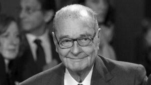 Nie żyje Jacques Chirac. Były prezydent Francji miał 86 lat