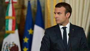 Francja: Najnowszy sondaż druzgocący dla Macrona