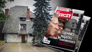 """""""Do Rzeczy"""" nr 11: Tajemnice majątku Kwaśniewskich. Potężne śledztwo –..."""