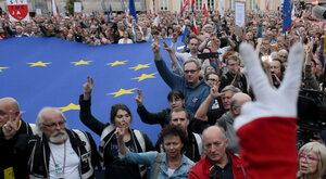 Pod but Brukseli – marsz!