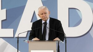 Kaczyński: Musi chyba się zdarzyć jakiś szok, by niektórzy otrzeźwieli