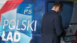 Sondaż. Kto skorzysta na Polskim Ładzie, czyli kłopot PiS