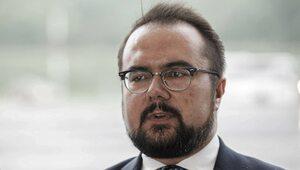 """Wiceszef MSZ: Jak widać nie chodzi o praworządność, a o """"zagłodzenie""""..."""