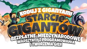"""""""Koduj z Gigantami – Starcie Gigantów"""" 2021"""