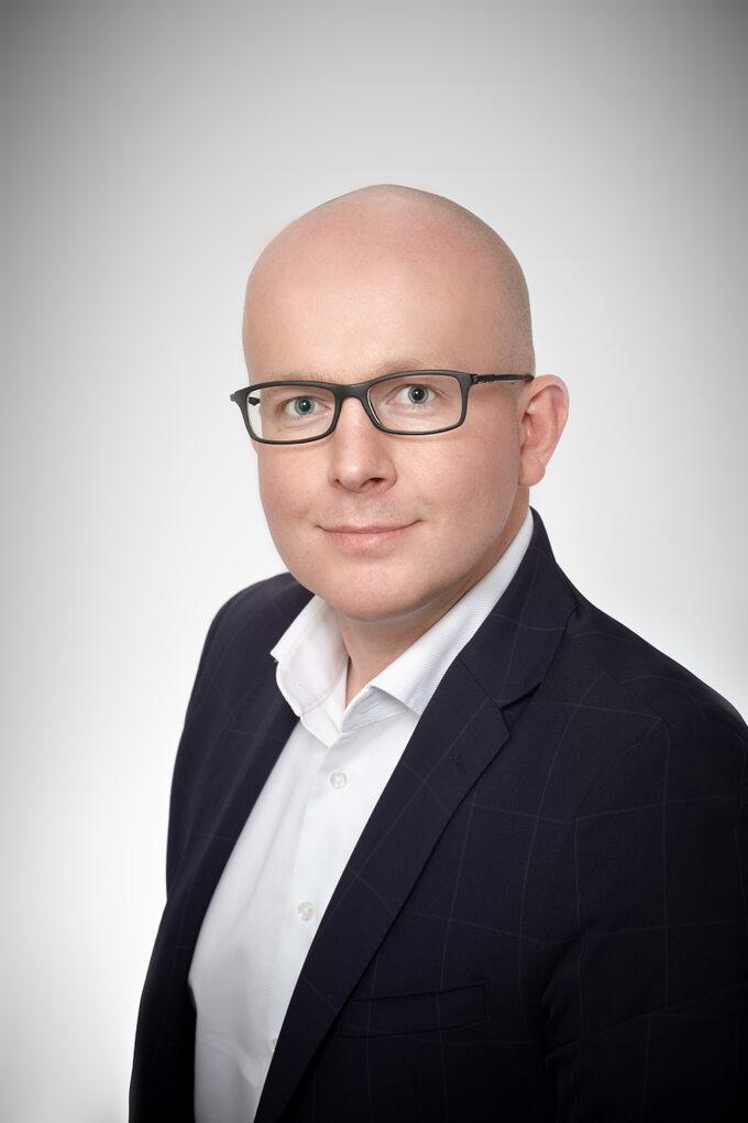 Tomasz Skrzypczak, Interim Managing Director, Janssen Polska
