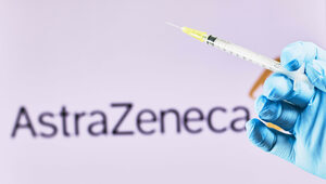 Szczepionka AstraZeneca. Wyciekły niepublikowane wyniki badań