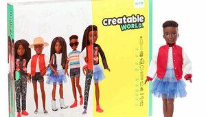 """""""Neutralne płciowo"""" lalki Barbie. """"Zabawki są odbiciem kultury"""""""