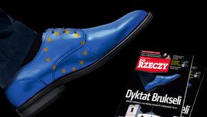 """""""Do Rzeczy"""" nr 2: Dyktat Brukseli. Komisja Europejska i TSUE próbują..."""