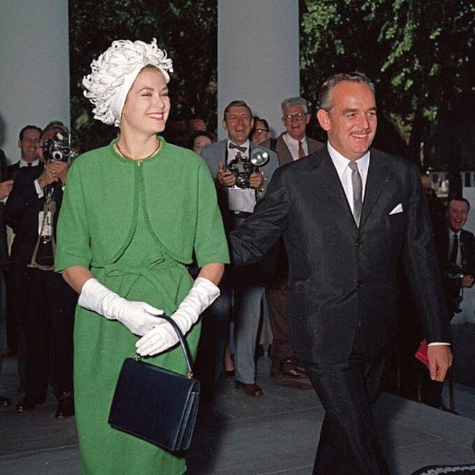 Grace Kelly iksiążę Monako, Rainier III