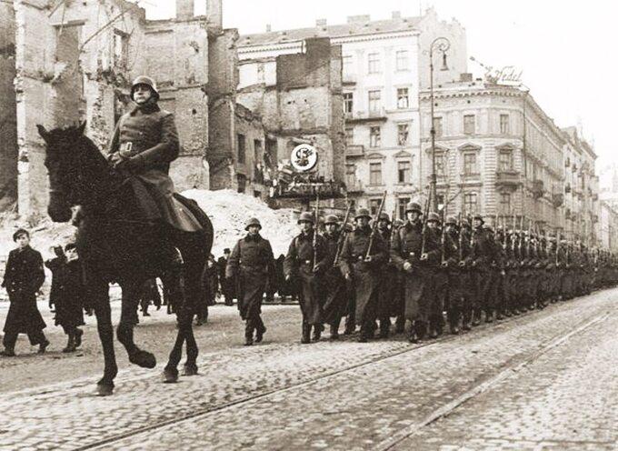 Wkroczenie Wehrmachtu doWarszawy, 1 października 1939