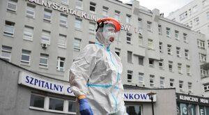 Prof. Wierzba, dyrektor CSK MSWiA: Nie zostawiamy pacjentów bez pomocy