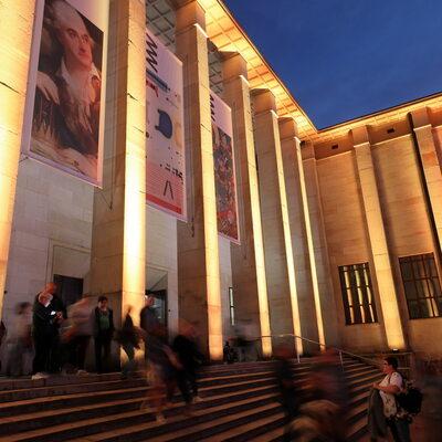 Dyrektor Muzeum Narodowego: Sztuka jest odzwierciedleniem świata, w...