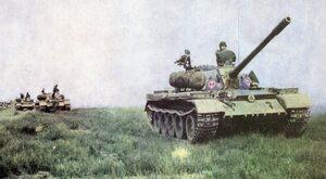 Polska zachodnią flanką... Układu Warszawskiego