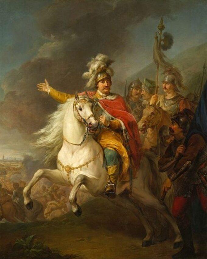 Marcello Bacciarelli, Oswobodzenie Wiednia przez Jana Sobieskiego