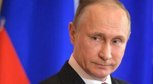 Putin wszechpotężny i złowrogi