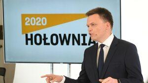 Zaskakujący sondaż: Partia Hołowni wyprzedza PiS