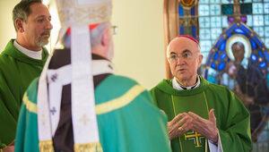 Abp Viganò: Kościołem rządzi sekta zdeprawowanych modernistów
