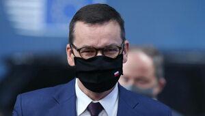 """Morawiecki potępił dewastację pomnika AK. """"Nie do zaakceptowania"""""""