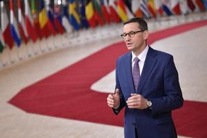 Ostatnie rozmowy przed posiedzeniem RE. Z kim spotka się Morawiecki?