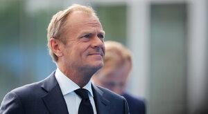 Prof. Kik: Unia Europejska rezygnuje z Tuska. Był figurantem