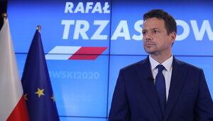 Trzaskowski przeprasza PKN Orlen