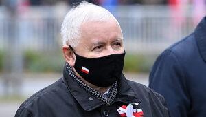 """Kaczyński ocenia polską scenę polityczną. """"PO poszła w stronę lewackiego..."""
