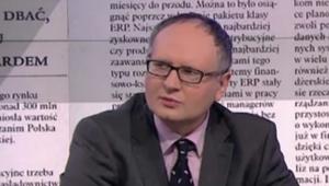 """Starcie o Grodzką w """"Loży prasowej"""" w TVN24"""