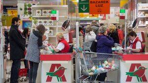 Ogromny wzrost sprzedaży detalicznej. Co najchętniej kupują Polacy?