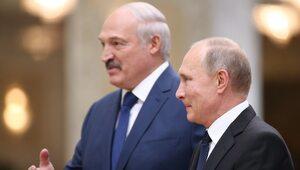 Nietypowy prezent dla Putina. Co dostał od Łukaszenki?