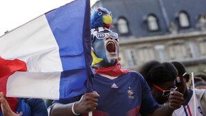 Francja triumfuje, Belgia płacze. Zobacz reakcje kibiców